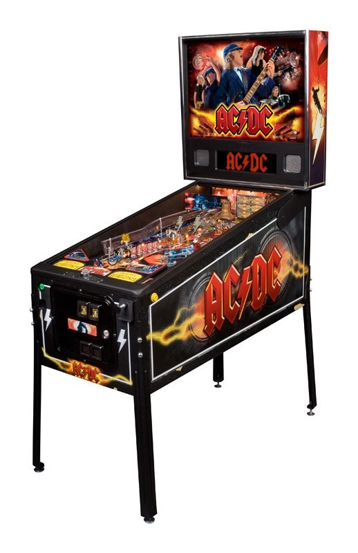 JUKEBOX DU FLIPPER AC/DC