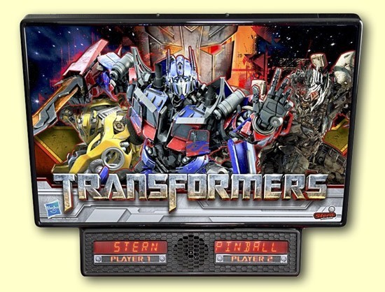 FRONTON FLIPPER PIN TRANSFORMERS